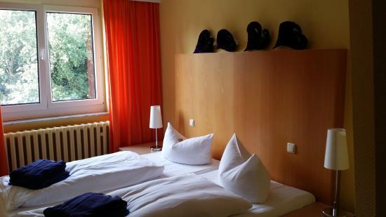 Hotel am Bühl: Unser Zimmer