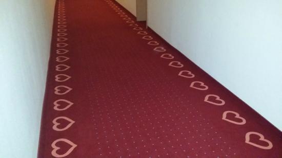Hotel am Bühl: über alle Herzis
