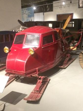 Western Development Museum: Know what this is?