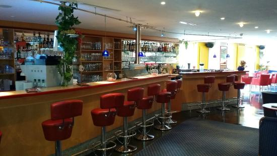 Hotel am Bühl: die Bar