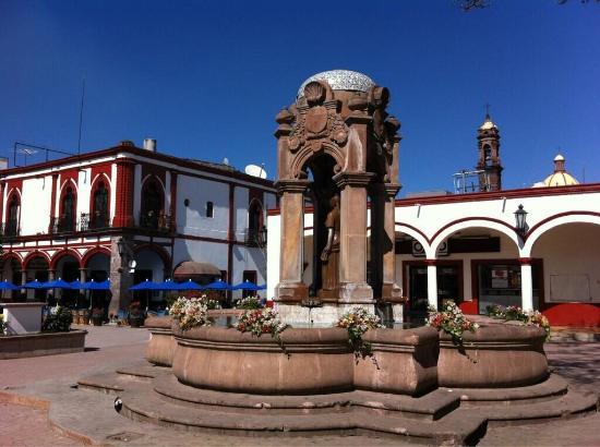 Jiquilpan de Juarez, المكسيك: Hotel Palmira