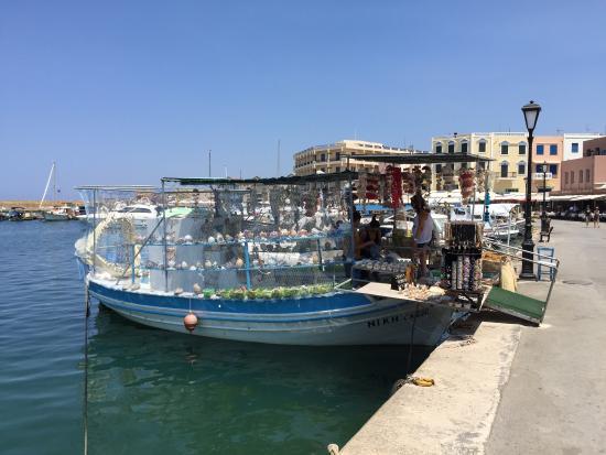 Old Venetian Harbor - Picture of Old Venetian Harbor ...