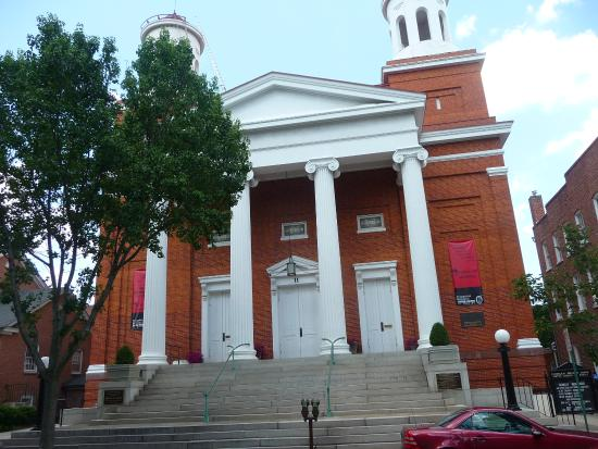 Historical Society of Frederick County: Historic Church