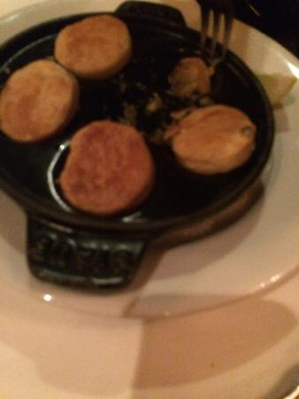 Morton's Steakhouse: Escargot.