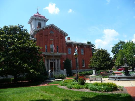 Historical Society of Frederick County: City Hall