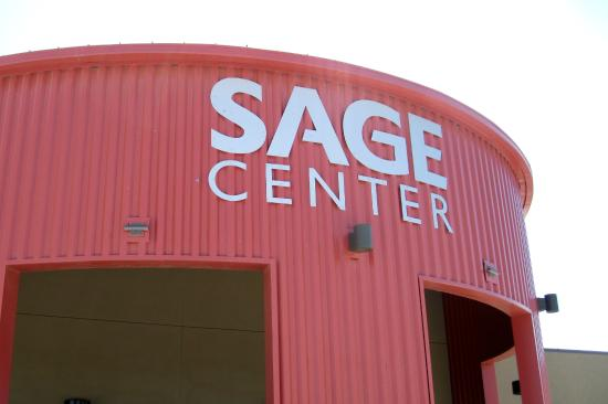 Boardman, Oregón: Sage Center