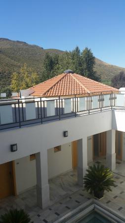 Amalurra Granada: zona interior y vistas montaña