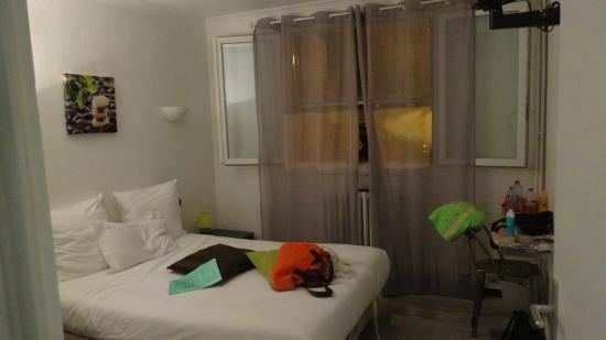Hotel Le Castelet : Notre chambre