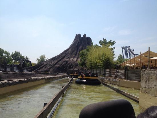 Castelnuovo del Garda, อิตาลี: Jungle Rapids Belli freschi!!!!