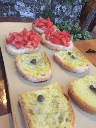 Duddova, Italia: the best food of Tuscany