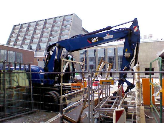 Oper Municipal Theatre (Oper Koln): Building Work