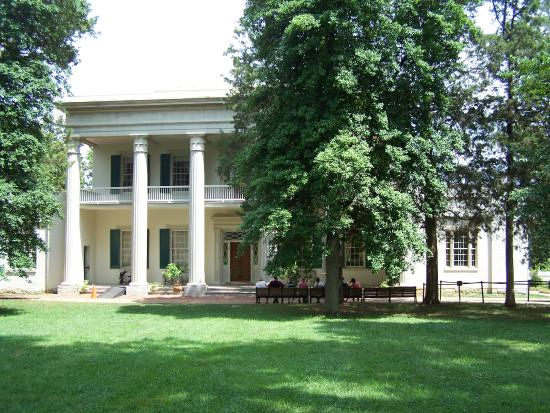 Like her hairstyle picture of andrew jackson 39 s hermitage nashville tripadvisor for Jacksons home and garden dallas