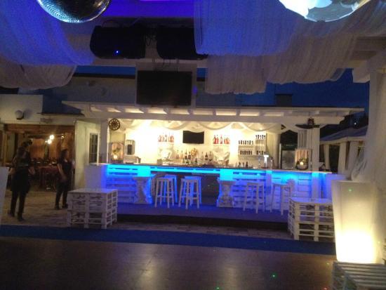 Al Pioniere: Sala per ballo