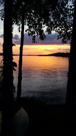 Cozy Moose Lakeside Cabin Rentals Resmi