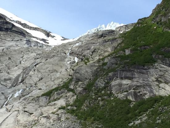 Jostedal, Norge: Prachtig uitzicht