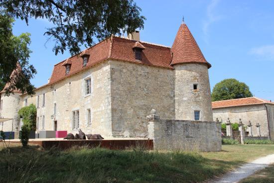 Perignac, France: Chateau de Lerse