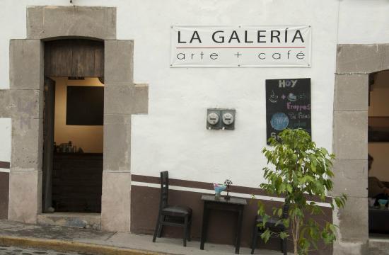LA GALERÍA arte + cafe