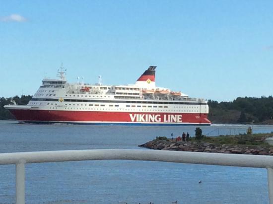 Viking Cruise Ship  Picture Of Viking Line  Day Cruises