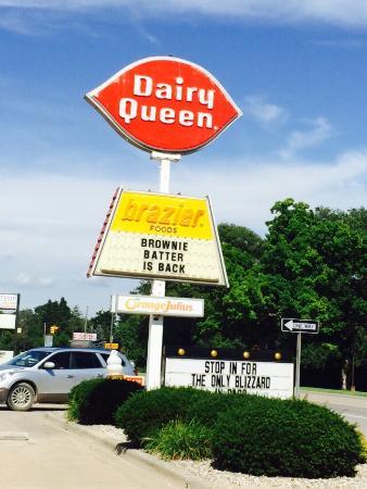 Caro, MI: Dairy Queen