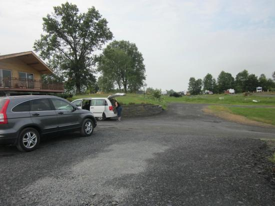 Yogi Bear's Jellystone Park Camp-Resort Gardiner : view