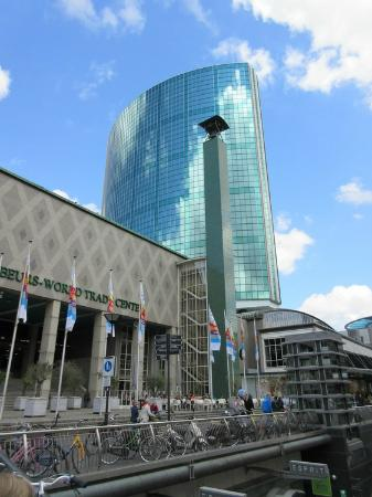 Beurs - World Trade Center: Iconic Stucture