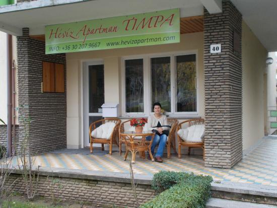 Timpa Apartman Heviz