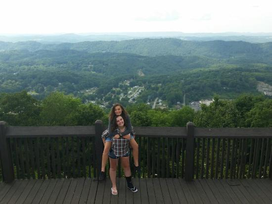 Bluefield, WV: East River Mountain Overlook