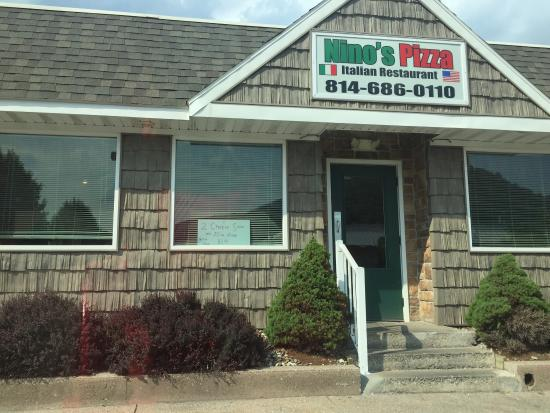 Tyrone, Pensilvania: Nino's Pizza