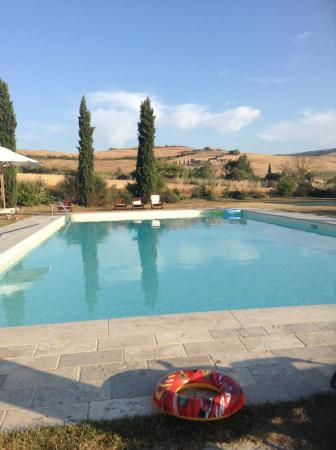 Agriturismo Sant'Alberto: Good size pool