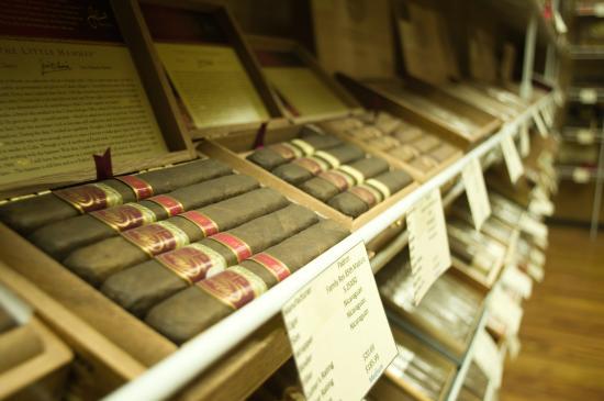 Cutter's Cigar