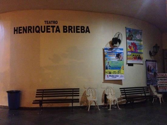Henriqueta Brieba Theater