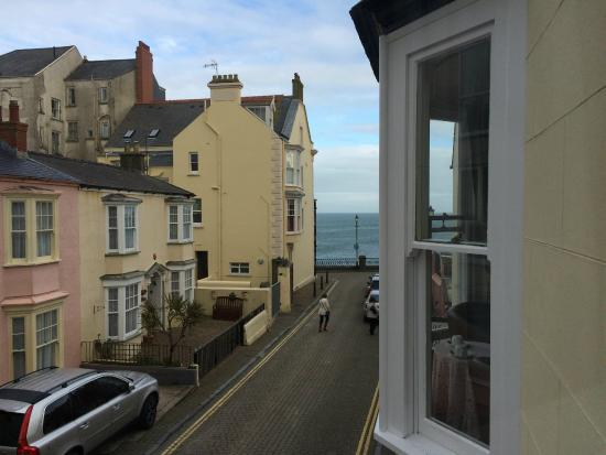 Myrtle House Hotel: view