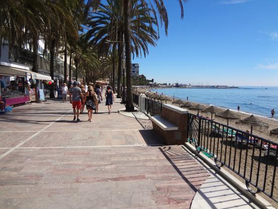 sitio prostitutas paseo cerca de Marbella
