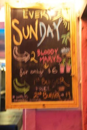 Mango Sunset: Sunday Funday!!!