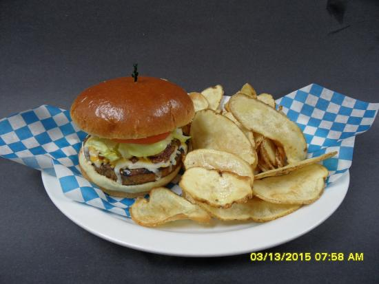 Sutton, Kanada: Burger