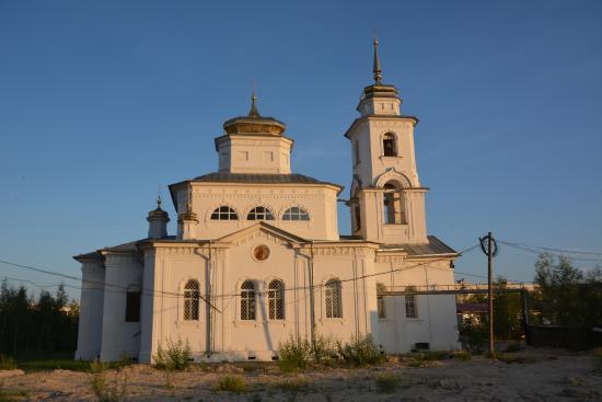 Gradoyakutskiy Saint Nicholas Church