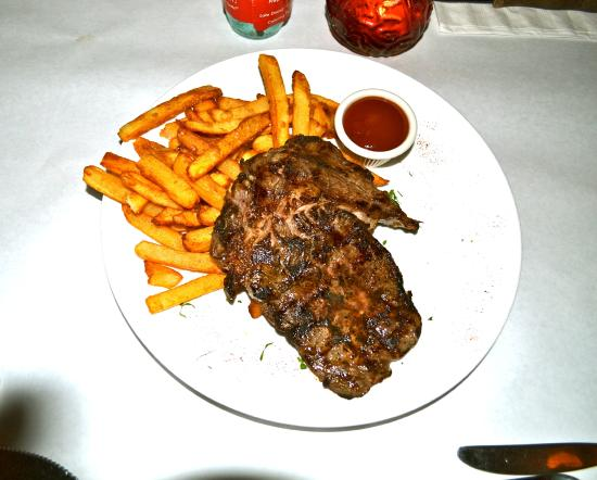 Talia S Steakhouse Bar Kosher Steak At Nyc Restaurant
