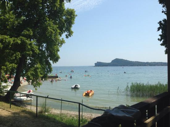 Camping Fornella : View of the bay