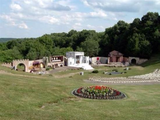 Cambridge, OH: Living Word Amphitheater