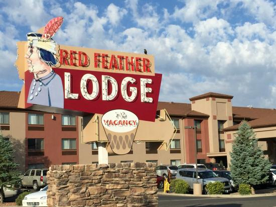 trail picture of red feather lodge tusayan tripadvisor. Black Bedroom Furniture Sets. Home Design Ideas