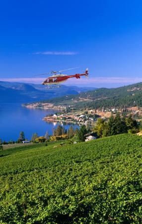 West Kelowna, Kanada: Helicopter tours & charters.