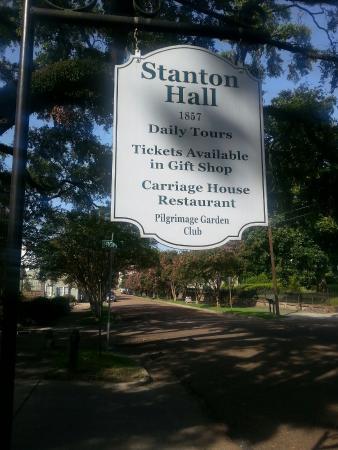 Natchez, MS: Stanton Hall