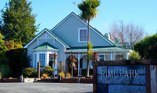 Rimu Park Lodge