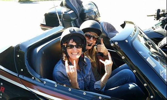 West Kelowna, Canada: Side car tours in the Okanagan.
