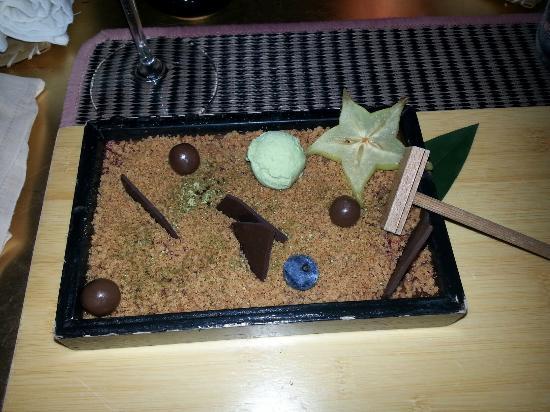 Giardino zen foto di ristorante sushi ikai verona - Foto giardino zen ...