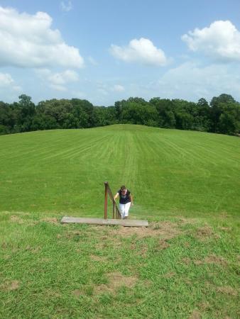 นัตเชซ์, มิซซิสซิปปี้: Emerald Mound