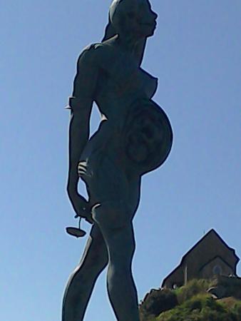 Verity Statue: Monster or Monstrosity?