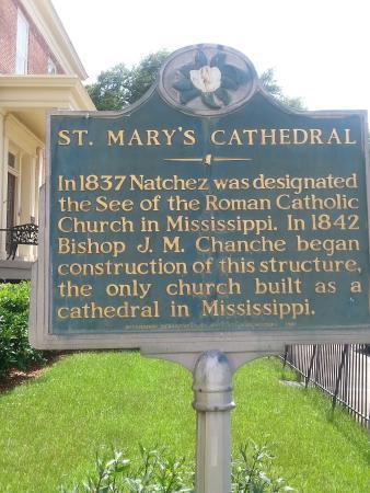 นัตเชซ์, มิซซิสซิปปี้: St. Mary Basilica