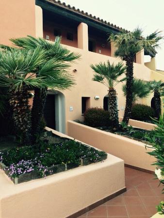 Tre Monti Hotel : Anlage