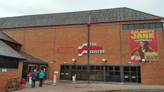 Carlisle, UK: Sands Centre